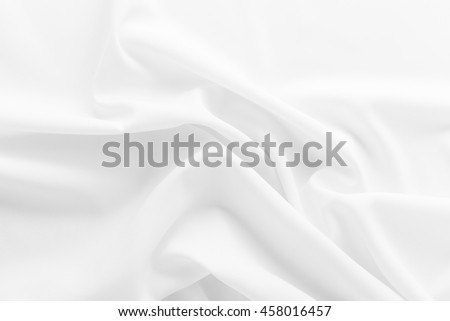 white fabric texture background,crumpled fabric background