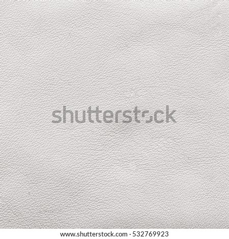 white leather texture. Useful for background