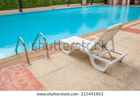 Cleaning Pool Sunny Day Light Stock Photo 144303748 Shutterstock