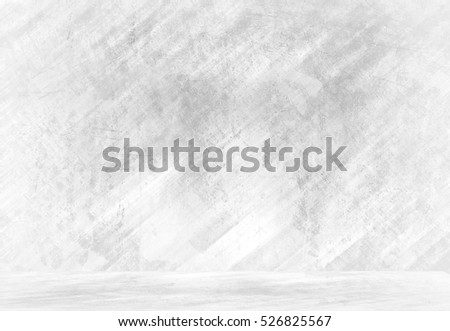 white metal interior background