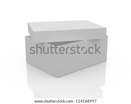 white card board voting box isolated stock photo 221359192 shutterstock. Black Bedroom Furniture Sets. Home Design Ideas