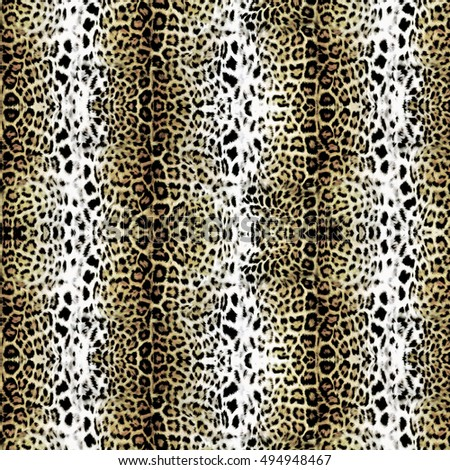wild animal background or texture