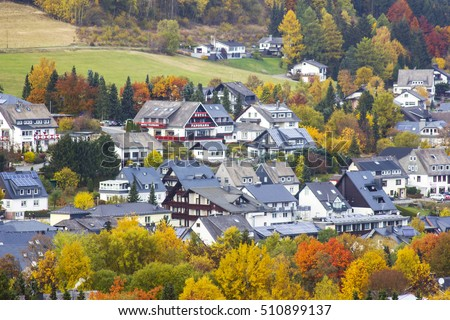 Willingen in Sauerland, Germany