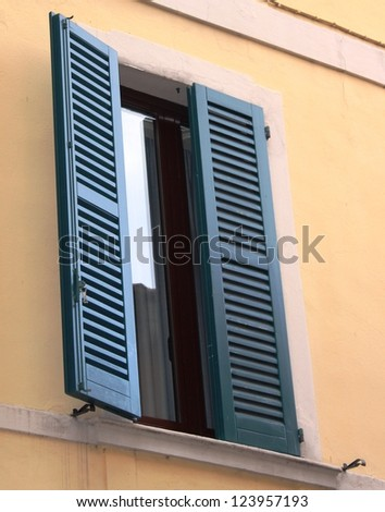 Outdoor air conditioner installed on roof stock photo for Window unit air conditioner malaysia