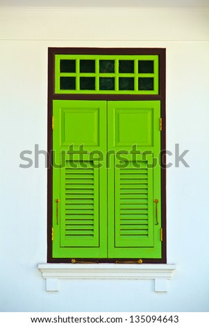 window green