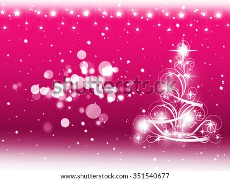 Winter Christmas cards