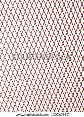 Seamless Fishing Net Pattern Pseudo Irregular Stock Vector ...