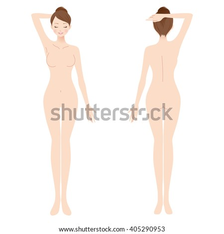 Naked Views women of