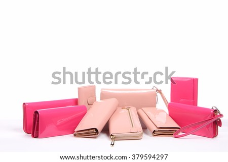 Woman purse wallets
