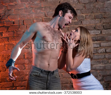 household violence
