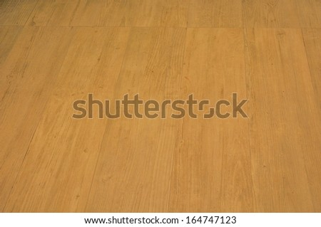 Wood plank board floor useful as a background