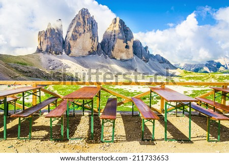 Anna jedynak 39 s italy dolomites set on shutterstock for 4758 setting sun terrace