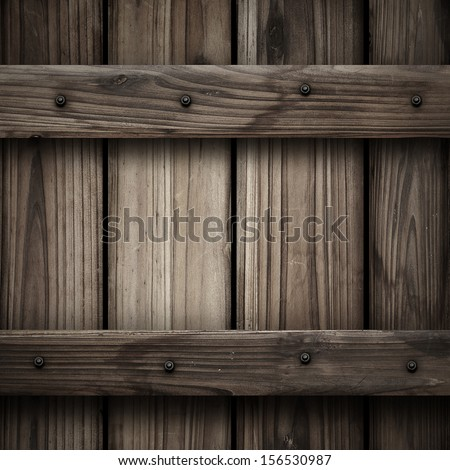 Wooden fence texture. High resolution