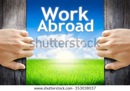 photography job abroad