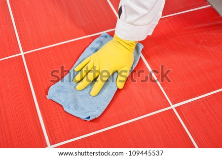 how to clean grout from tiles after grouting