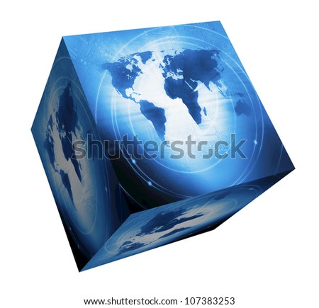 World Business Background