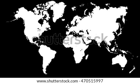 World Map, Europe, Asia, North America, South America, Africa, Australia / Australasia / Oceania. A world map is a map of most or all of the surface of the Earth.