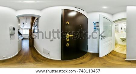 3d Illustration Spherical 360 Degrees Seamless Stock Illustration 512662324 Shutterstock