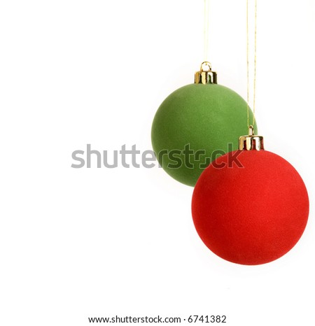 xmas decoration balls