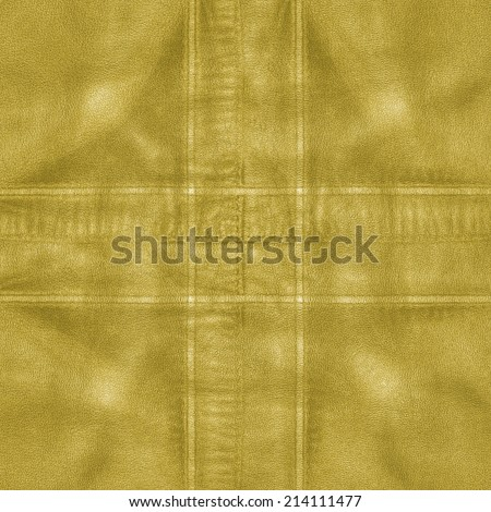 yellow background based on leather texture