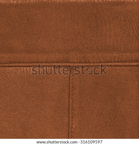 yellow-brown tanned leather texture,seams