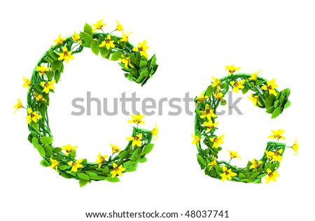 yellow green flower logo - photo #37