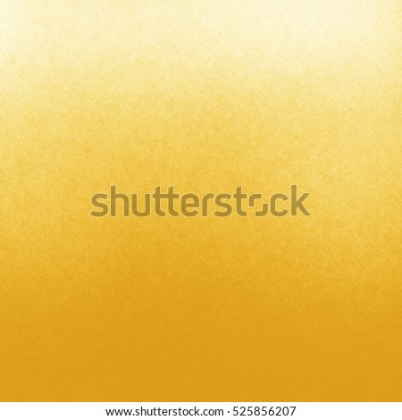 yellow gold background with white spotlight on top border