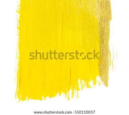 gold paint background brushstrokes golden background stock photo