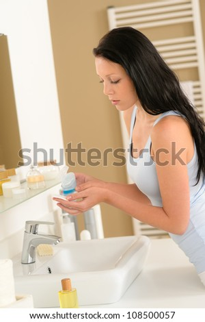 pregnant woman ctg pregnancy test stock photo 153258239