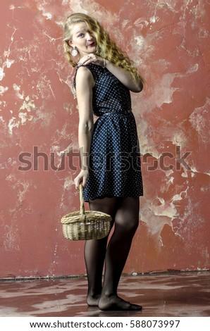 Блондинка в чулках фото с россии фото 339-763