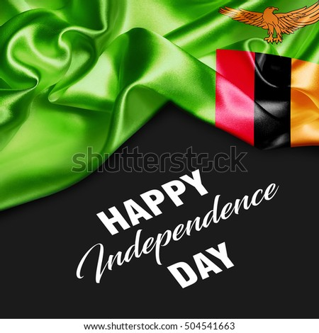 Zambia Happy Independence Day