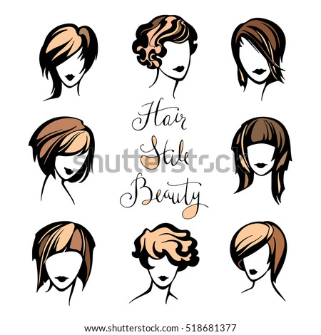 hairstyles for medium length natural hair : ... womens hairstyles, stylish collection of fashionable hairstyles for