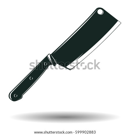 Kitchen Knife Vector drawing kitchen knife stock vector 47547685 - shutterstock