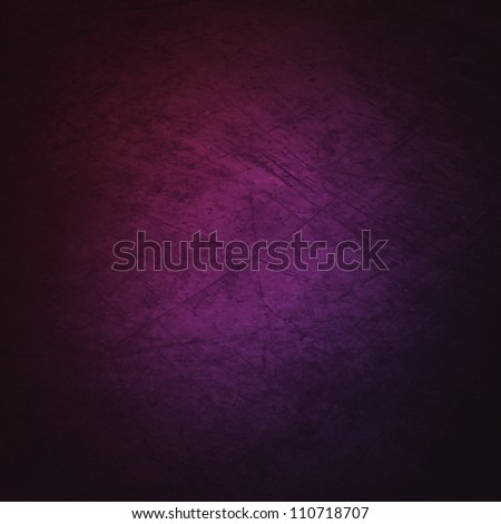 A grunge textured background with a gradient of pink to purple.