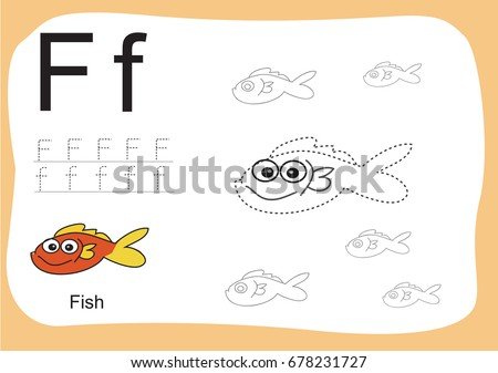 z alphabet tracing worksheetscartoon coloring book stock vector - Coloring Book Paper Stock
