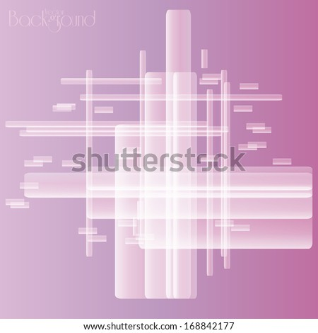 A Vector Abstract Modern Stylized Background For Design