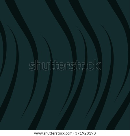 A vertical dark green background with black lines,design.
