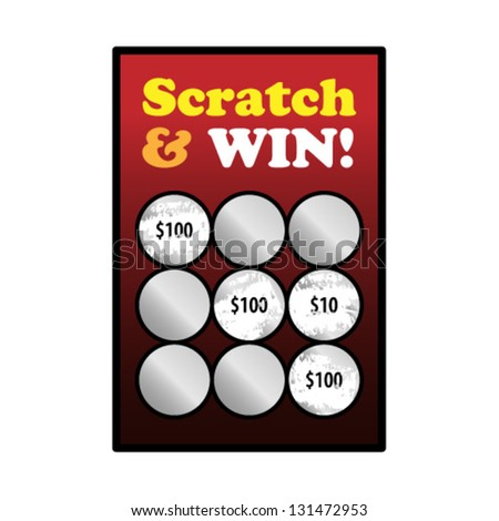 Scratch and win sweepstakes money