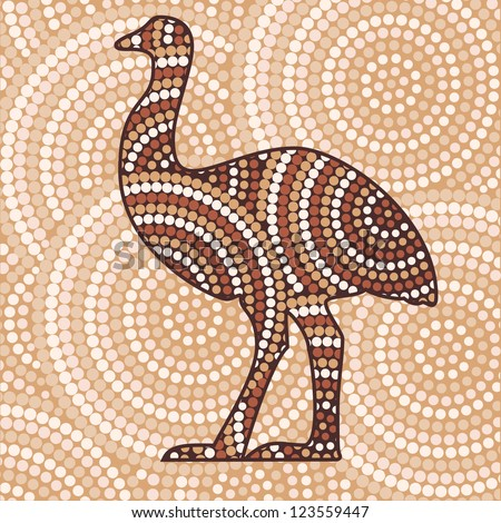 how to say emu in aboriginal