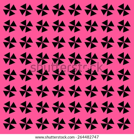 Abstract background pink vector