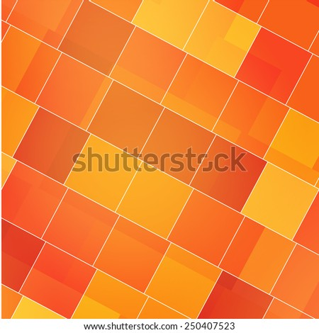 abstract colored square pixel mosaic