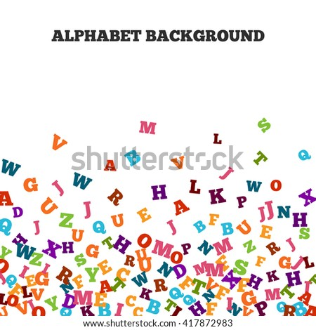 top 10 alphabet design letters free broxtern wallpaper colorful letter pattern on white background stock vector 957