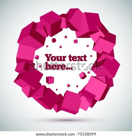 Text block Stock Photos, Illustrations, and Vector Art