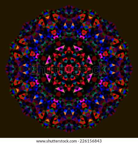 Creative Color Wheel Flower Colorwheel Bouquet Art Lesson Deep