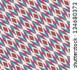 Abstract  geometric background. Seamless pattern. - stock photo