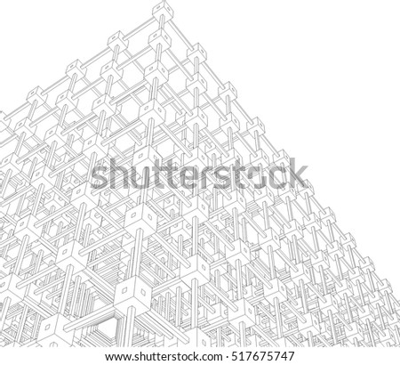 abstract geometric structure