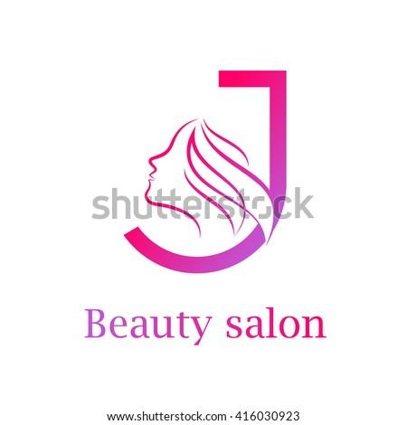 Signs symbols haircut stock vector 75270262 shutterstock for Abstract beauty salon