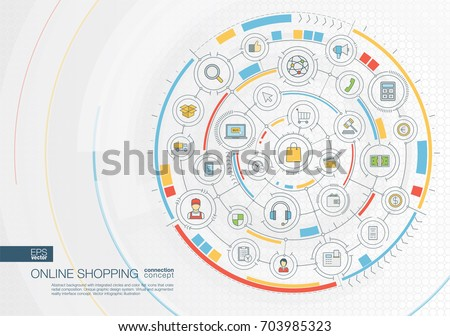 Online share trading system abstract