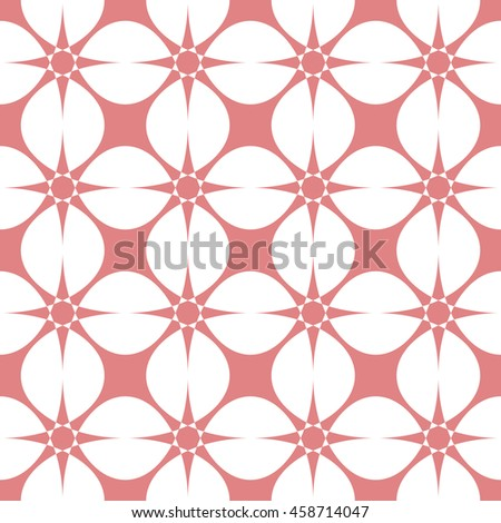 Abstract seamless pattern of Rose pink color for wallpapers and background.