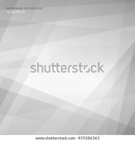Abstract technology background with grey stripes
